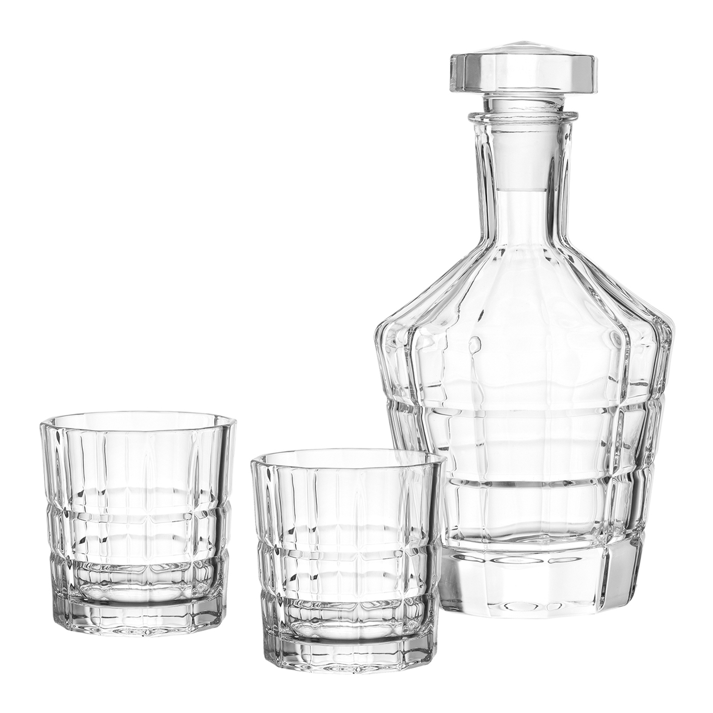 Whiskey Set Leonardo Spiritii Whiskey Set 3 Pieces Carafe Tumbler Glass 22765 At About Tea De Shop